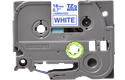 Originální kazeta s páskou Brother TZe-243 - modrý tisk na bílé, šířka 18 mm 2