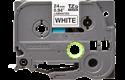 Originele Brother TZe-251 label tapecassette – zwart op wit, breedte 24 mm 2