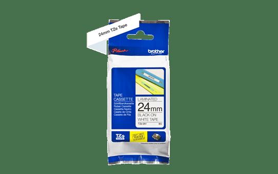 TZe-251 ruban d'étiquettes 24mm 3