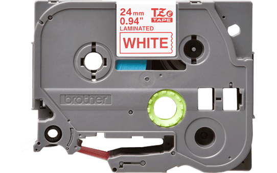 Brother TZe-252 24mm labeltape 2