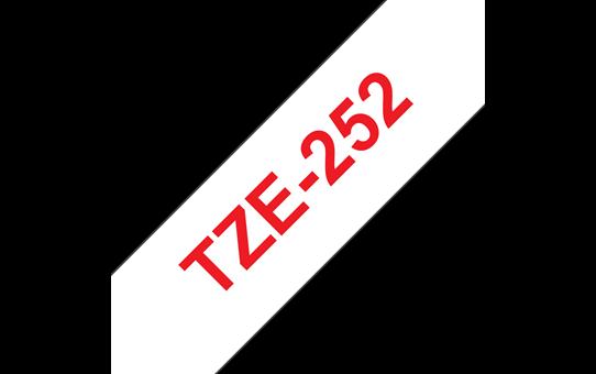 TZe-252 ruban d'étiquettes 24mm