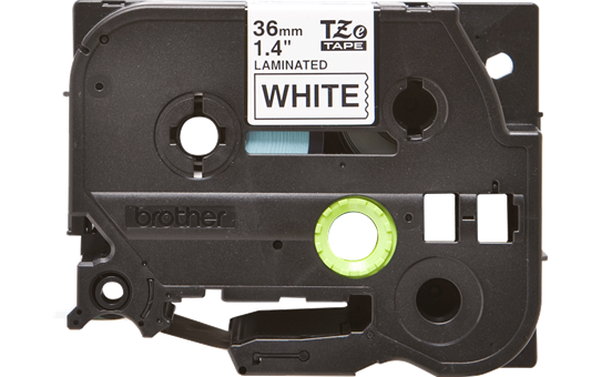 Brother TZe-261 36mm labeltape 2