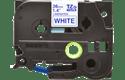 Cassetta nastro per etichettatura originale Brother TZe-263 – Blu su bianco, 36 mm di larghezza