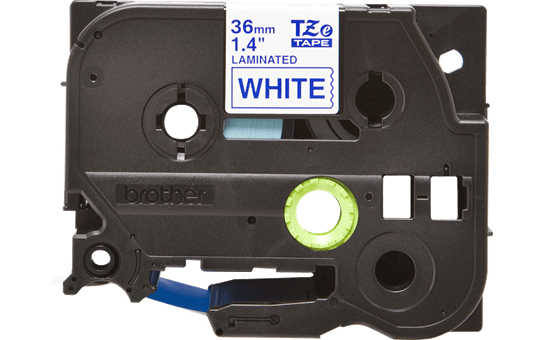 TZe-263 labeltape 36mm 2