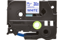 Genuine Brother TZe-263 Labelling Tape Cassette – Blue on White, 36mm wide 2