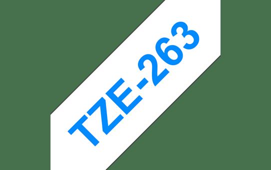 TZe-263 labeltape 36mm