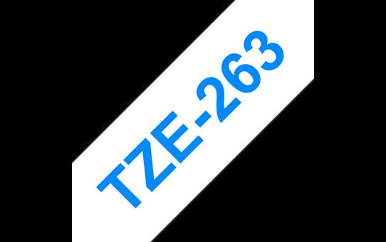 TZe-263 ruban d'étiquettes 36mm