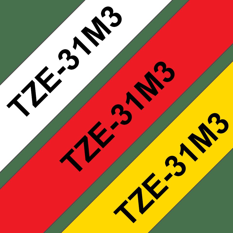 TZe31M3-kaseta s trakom-paket-glavna slika