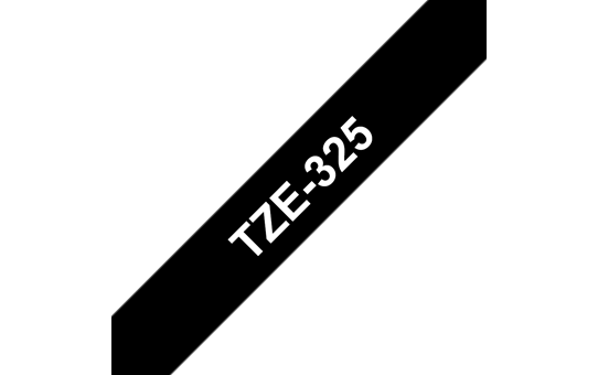 Brother TZe-325 9mm labeltape