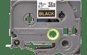 Cassetta nastro per etichettatura originale Brother TZe-344 – Oro su nero, 18 mm di larghezza