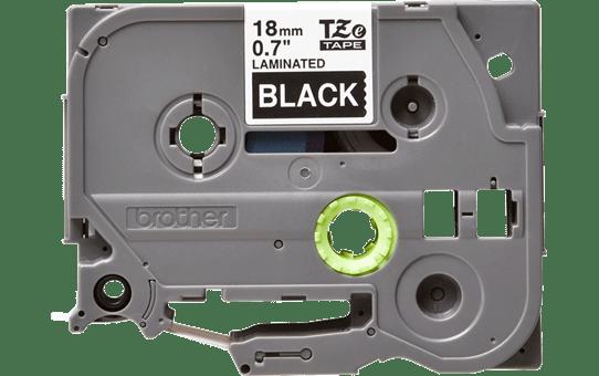 TZe-345 ruban d'étiquettes 18mm 2