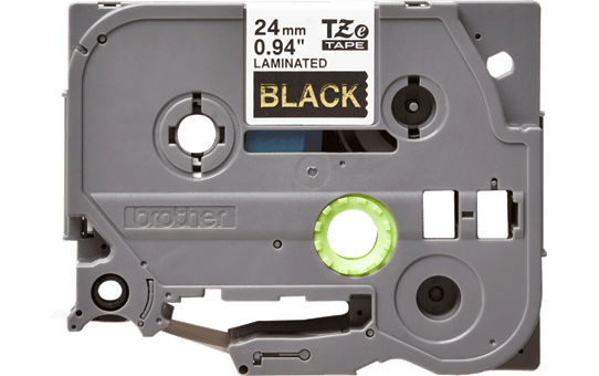 Brother TZe-354 24mm labeltape 2