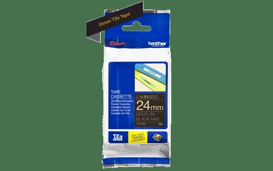 TZe-354 ruban d'étiquettes 24mm 3