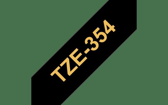 TZe-354 ruban d'étiquettes 24mm