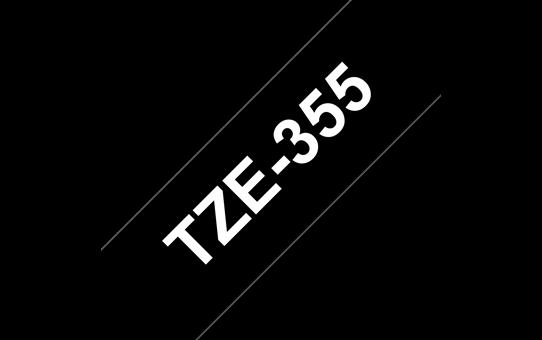 TZe-355 ruban d'étiquettes 24mm