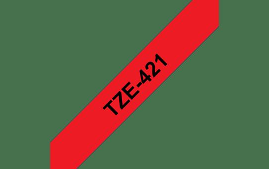 TZe-421 ruban d'étiquettes 9mm