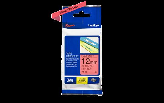 TZe-431 ruban d'étiquettes 12mm 3