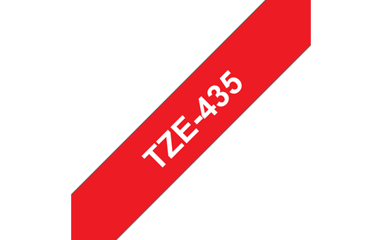 TZe-435 ruban d'étiquettes 12mm