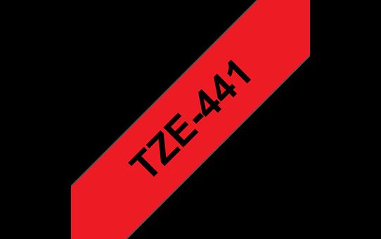 TZe-441 ruban d'étiquettes 18mm