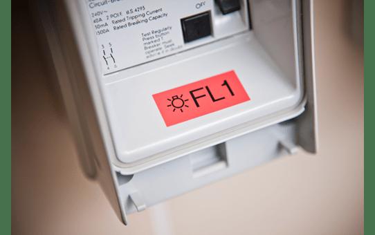 Originalna Brother TZe-451 kaseta s trakom za označavanje 4