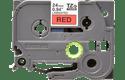 Cassetta nastro per etichettatura originale Brother TZe-451 – Nero su rosso, 24 mm di larghezza