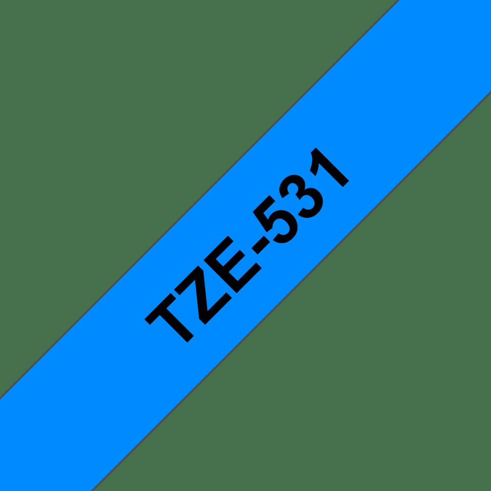 Fita laminada TZe531 Brother