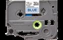 Original Brother TZe531 tape – sort på blå, 12 mm bred 2