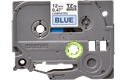 Casetă cu bandă de etichete originală Brother TZe-531 – negru pe albastru, 12mm lățime 2