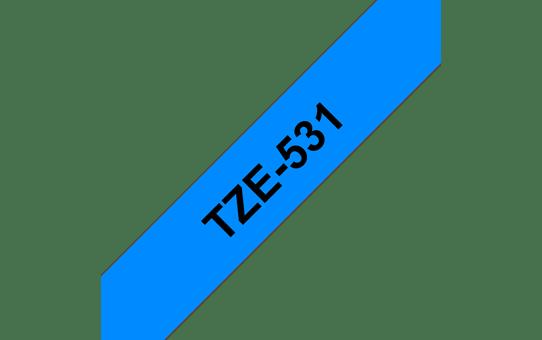 TZe-531 ruban d'étiquettes 12mm