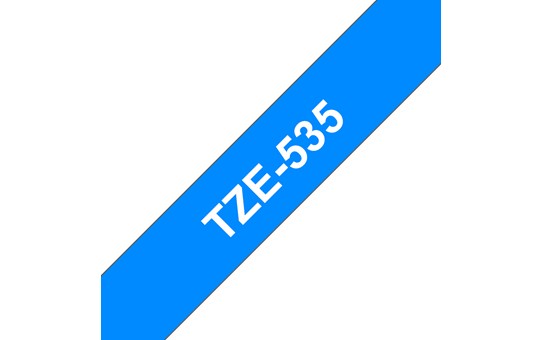 Brother TZe-535 12mm labeltape