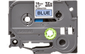 Genuine Brother TZe-541 Labelling Tape Cassette – Black on Blue, 18mm wide 2
