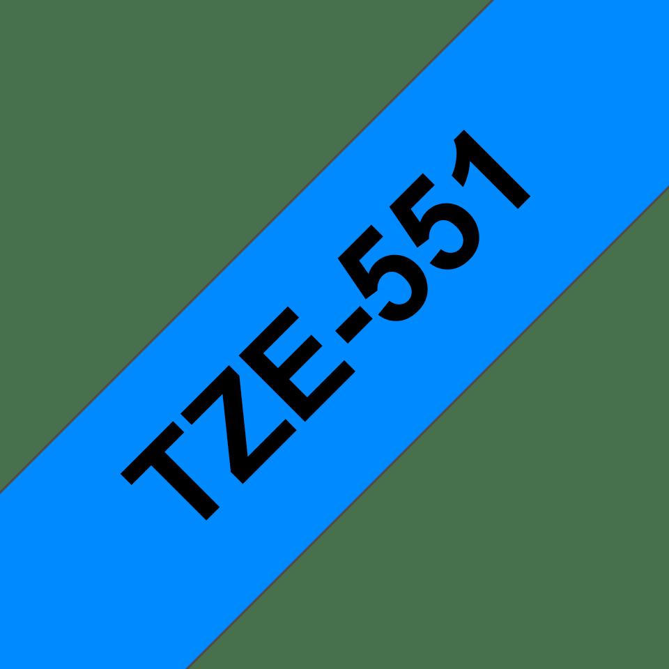 Cinta laminada TZe551 Brother