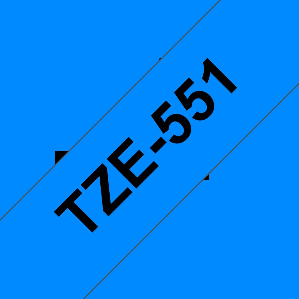 Fita laminada TZe551 Brother
