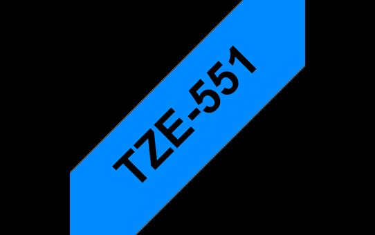 TZe-551 ruban d'étiquettes 24mm