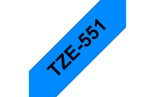 Brother TZe-551 24mm labeltape