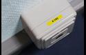 Cassette à ruban pour étiqueteuse TZe-611 Brother originale – Noir sur jaune, 6mm de large 4