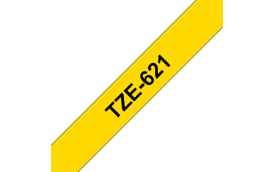 TZe-621 ruban d'étiquettes 9mm