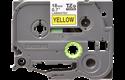 Originální kazeta s páskou Brother TZe-641 - černý tisk na žluté, šířka 18 mm 2