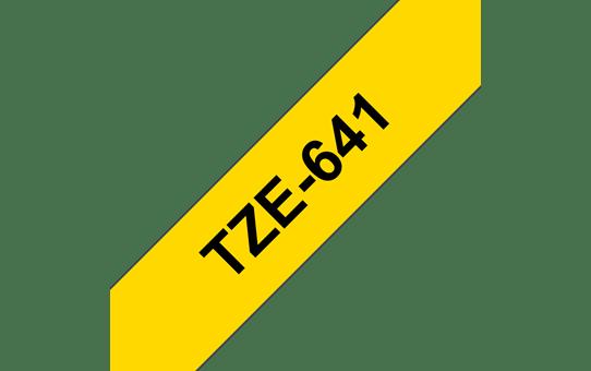 TZe-641 labeltape 18mm