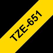 Cinta laminada TZe651 Brother