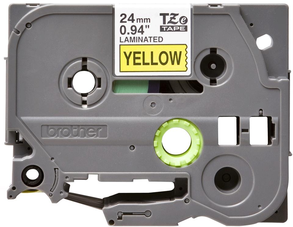 Originalna Brother TZe-651 kaseta s trakom za označevanje 2
