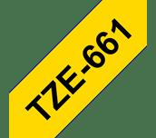 Cinta laminada TZe661 Brother