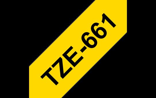 TZe-661 ruban d'étiquettes 36mm