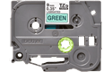Originele Brother TZe-721 label tapecassette – zwart op groen, breedte 9 mm 2