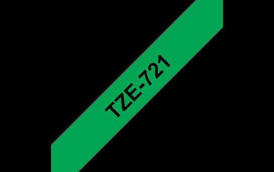 TZe-721 ruban d'étiquettes 9mm