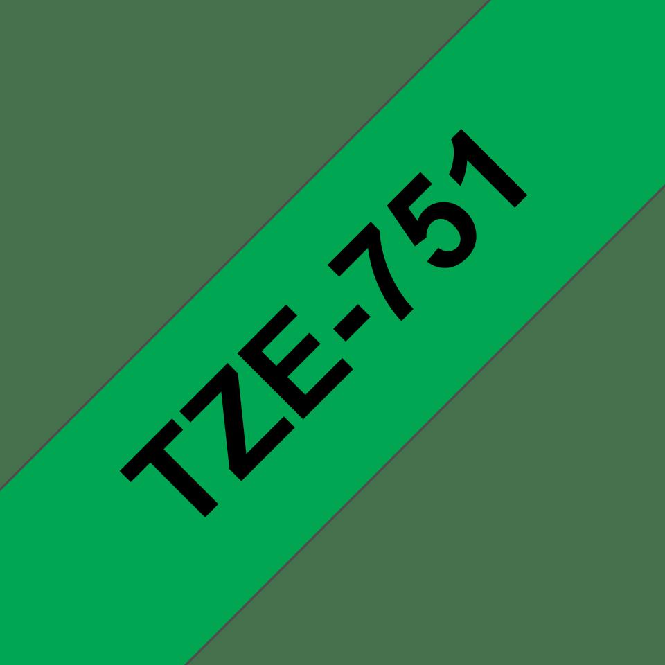 Cinta laminada TZe751 Brother