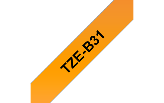 TZe-B31 ruban d'étiquettes 12mm