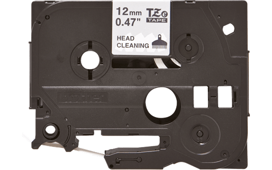 Brother original TZeCL3 rengöringsbandkassett för skrivhuvuden, 12 mm