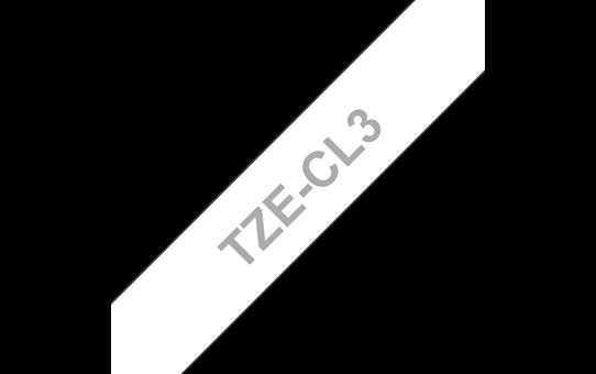 TZe-CL3 ruban pour nettoyage de tête d'impression 12mm 3