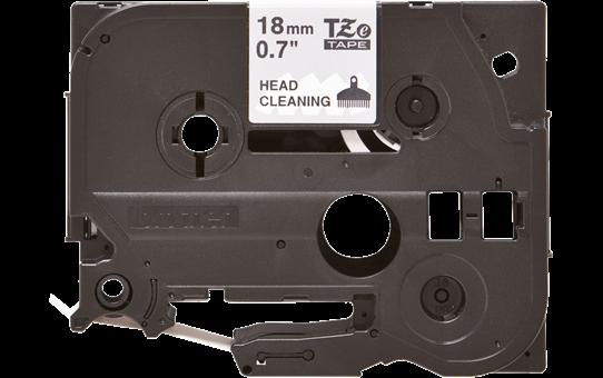 Brother TZe-CL4 Nastro di pulizia della testina di stampa – 18 mm di larghezza